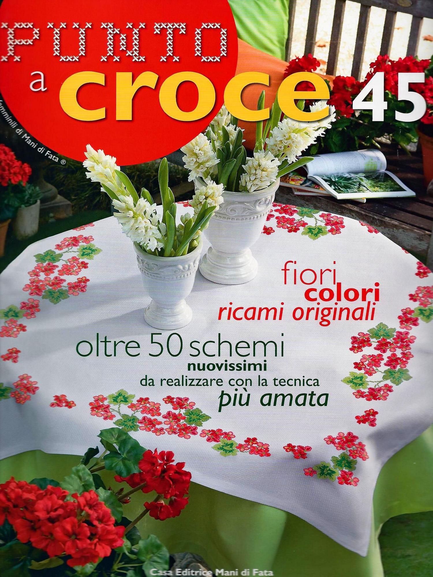 PUNTO a CROCE 45 - Kč 310
