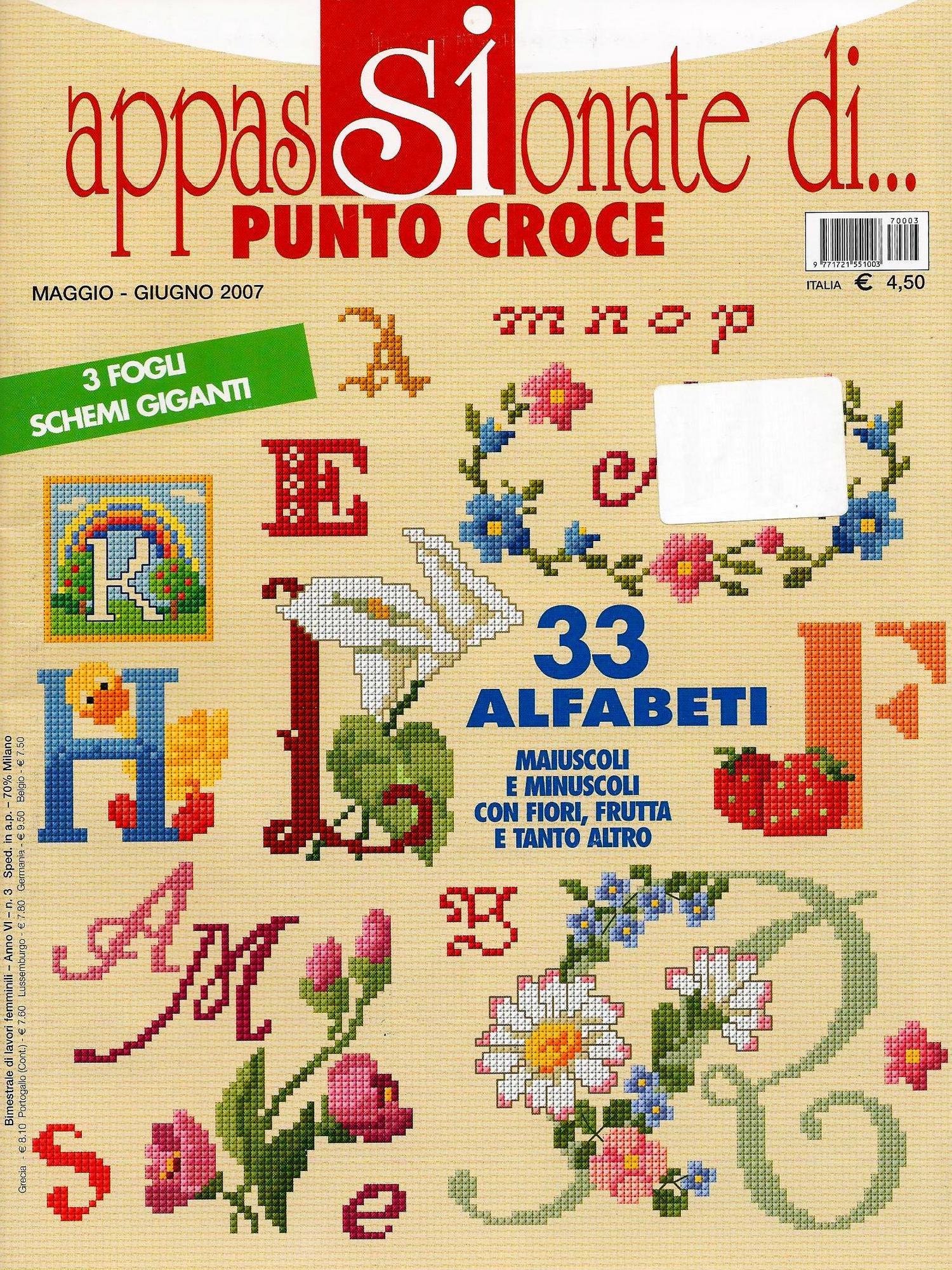 APPASSIONATE DI PUNTO CROCE
