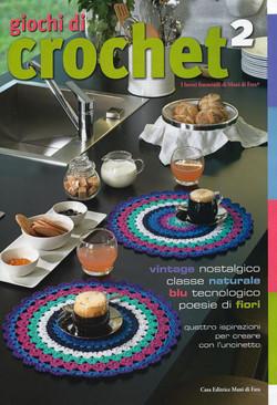 GIOCHI DI CROCHET - Kč 270