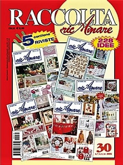 RACCOLTA DI RICAMARE 30