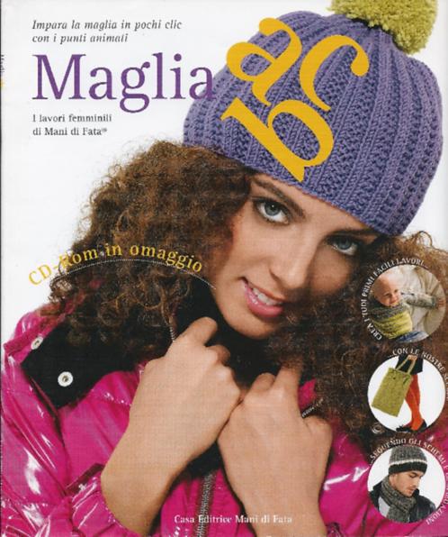 MAGLIA ABC