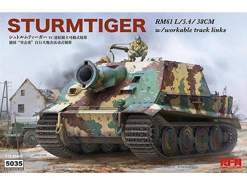 Sturmtiger w/workable tracks