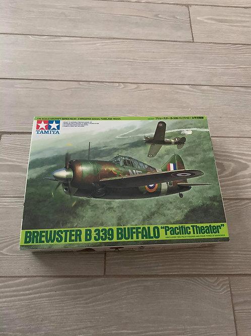Brewster B 339 Buffalo 'Pacific Theater'