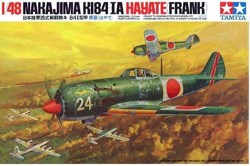 Nakajima ki-84 IA Hayate