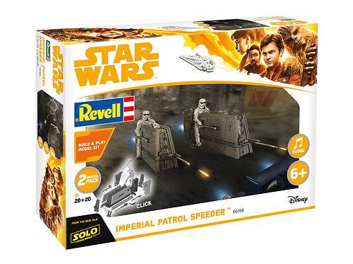 Star wars Imperial patrol speeder
