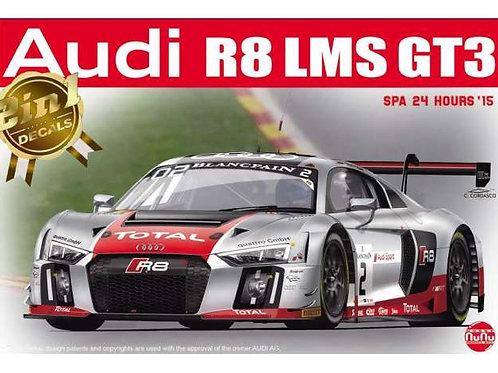 Audi R8 LMS GT3 spa 24 hours