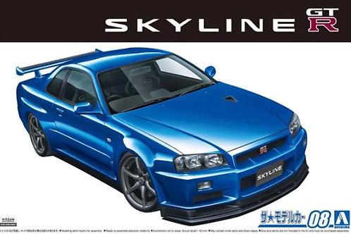 Nissan Skyline GT Vspec bnr34 2002
