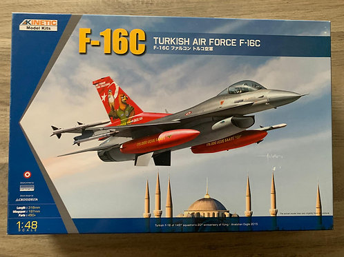F-16C Turkish air force