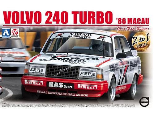 Volvo 240 turbo 1986 Macau