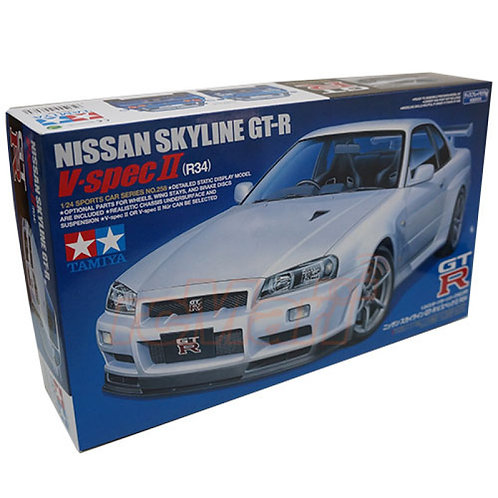 Nissan skyline GT-R V-Specc II