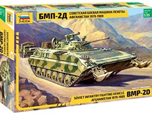 BMP-2D soviet infantry vehicle