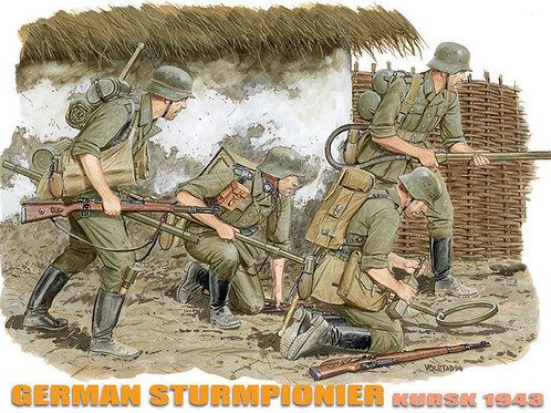 German Sturmpionier Kursk 1943