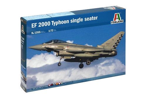 EF 2000 Typhoon single seater