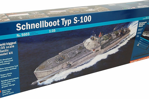 Schnellboot Typ S-100