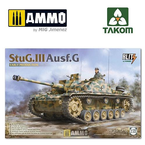 Stug III Ausf. G early prod.
