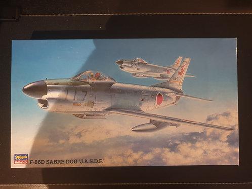 F-86D Sabre dog J.A.S.D.F