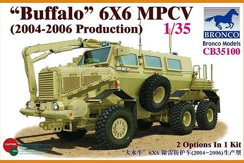 Buffalo 6x6 MPCV