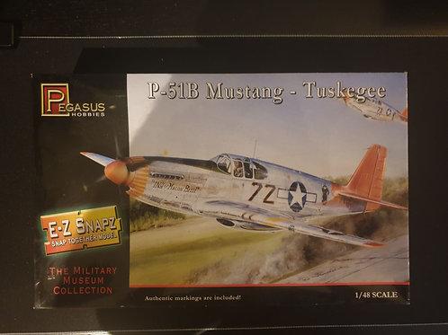 P-51B Mustang - Tuskegee