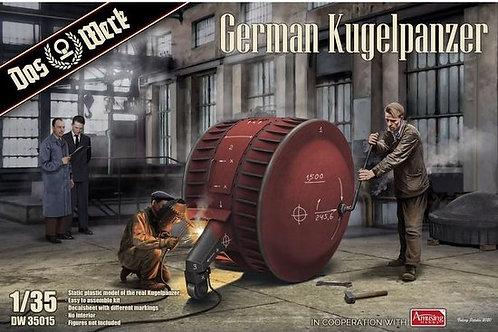 German Kugelpanzer 2 kits pack