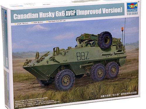 Canadian Husky 6x6 AVGP (improved version)