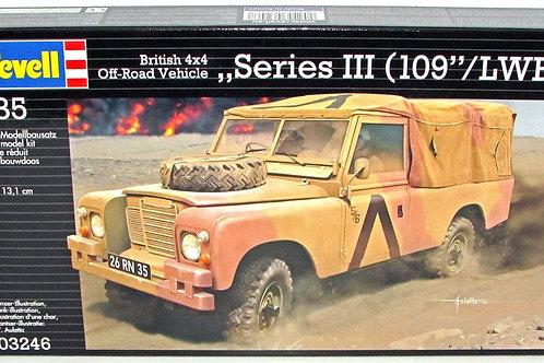 British 4x4 off-road vehicle