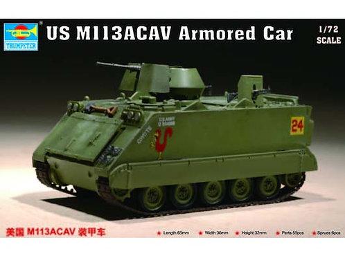 US M113 ACAV armored car