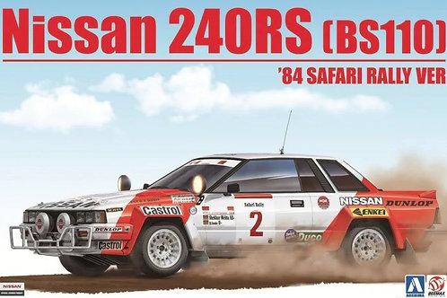 Nissan 240RS (BS110) '84 Safari rally