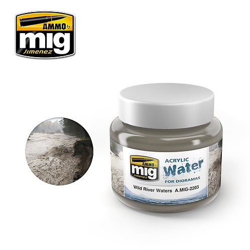 Wild river waters 250ml