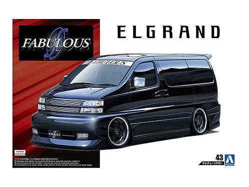 Nissan Elgrand 2000