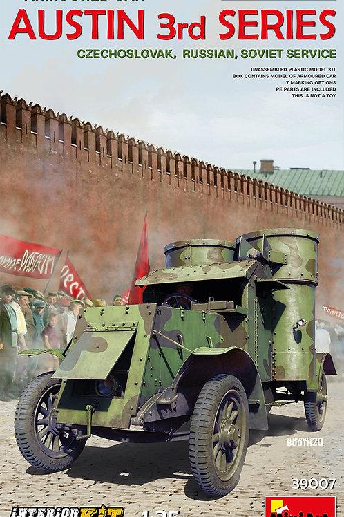 Austin armoured car 3rd series