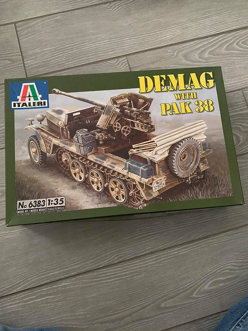 Denmag with PAK 38