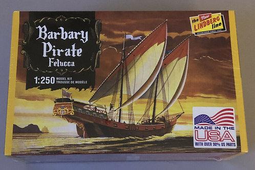 Barbary pirate Felucca