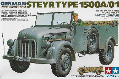 German Steyr type 1500A/1