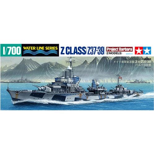 Destroyer Z Class/Z37-39