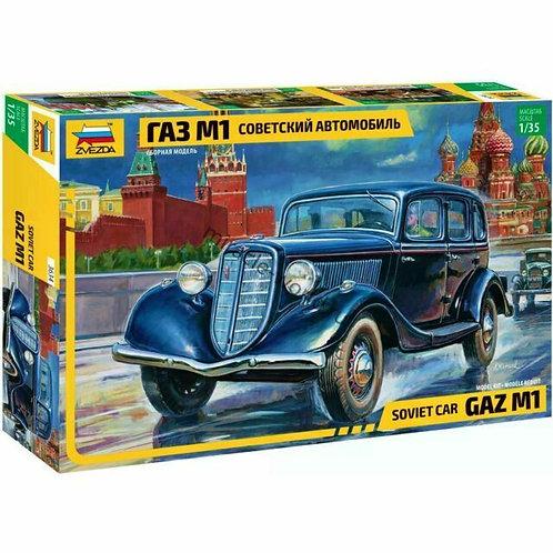 Soviet car GAZ M1
