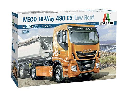 Iveco Hi-way 480 E5 Low Roof