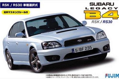 Subaru Legacy b4 RSK/RS30