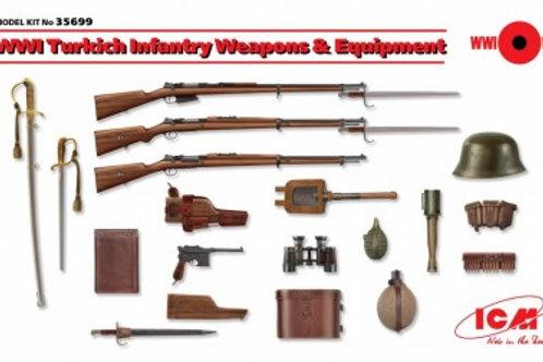 Turkish WWI weapons & equipment