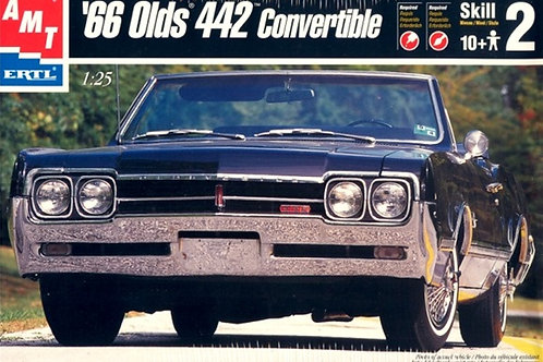 '66 Olds 442 convertible
