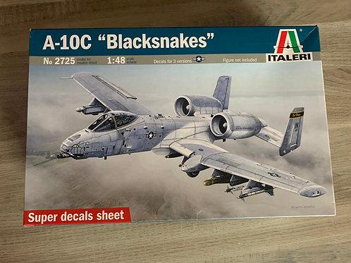 """A-10C """"Blacksnakes"""""""