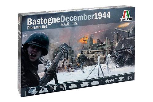Bastogne December 1944 Diorama set