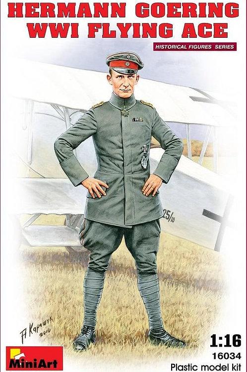 Hermann Goering WWI flying ace