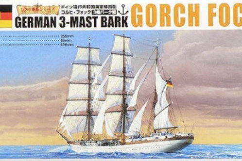 Gorch Fock German 3-mast bark