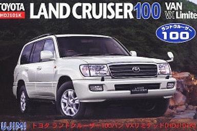 Toyota land cruiser 100 VAN