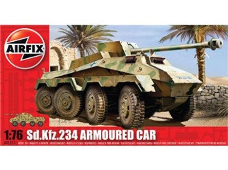 Sd.KFZ 234 Armoured car