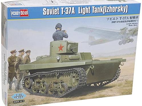 Soviet T-37A light tank (Izhorsky)