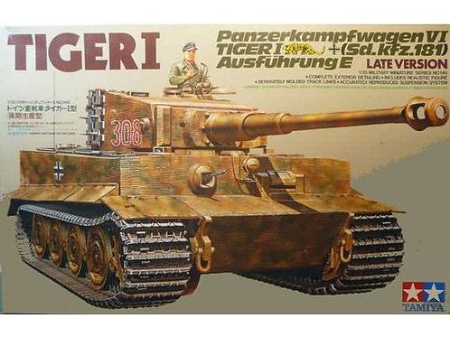 Panzerkampfwagen Tiger I
