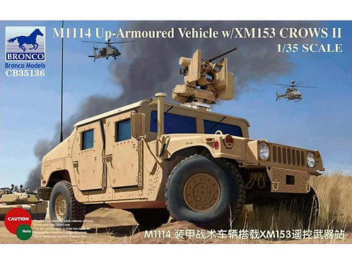 M1114 Up-armoured vehicle
