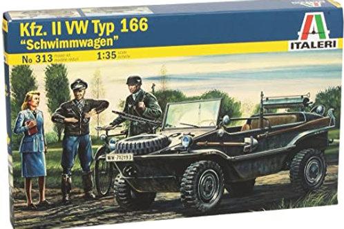 VW Typ 166 'Schwimmwagen'