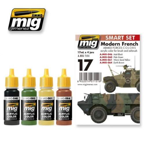 Modern french armed forces - smart set